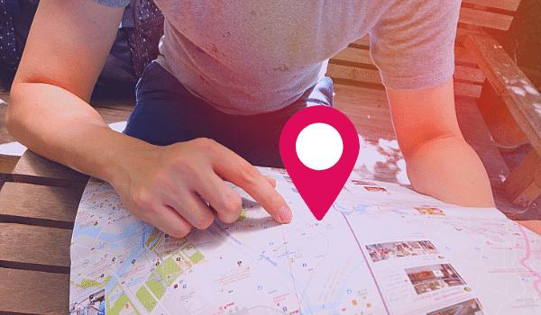 como criar localização no instagram
